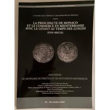 Catalogue de l'exposition numismatique «Monaco 2020»