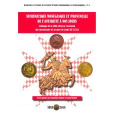 Numismatique Monégasque et Provençale de l'antiquité à nos jours
