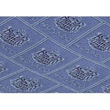 Cravate en soie - coloris bleu
