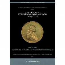 Catalogue de l'exposition numismatique « Monaco 2015 »