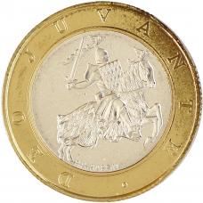 1989 - 10 F Sceau Princier