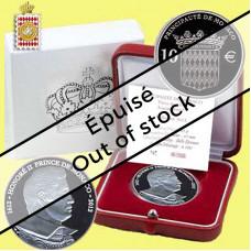 2012 - Coffret 10 € BE - Honoré II