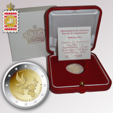 2013 - Coffret 2 € BE - ONU