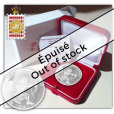 2014 - Coffret 10 € BE - Héraclès Archer