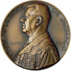 Médaille Louis II