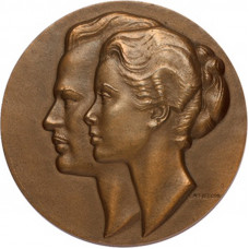 Médaille Mariage